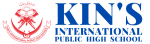 Kin's International Public high School Logo